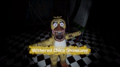 Withered Chica Showcase [Working VR!]