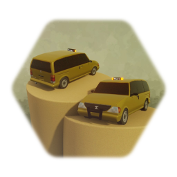 2001 Anvil Greenwood Taxi Template