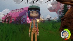 Coraline & The Pink Palace Apartments! - WIP! Video Game!