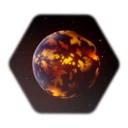 Fire Planet