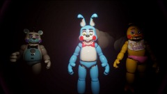 Five nights at toy bonnie's VR: demo