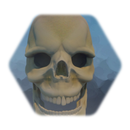 Remix of Skull  (lowest possible graphics)