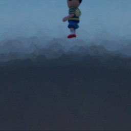 Ness with psi