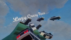 Lazy Crazy Race 1-4 Players