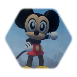 Collection de personnages : Mickey Mouse univers