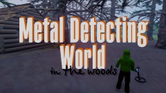 Metal Detecting World: In the Woods