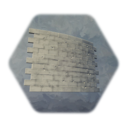 MT Curved Wall