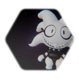 Jill the Big-Tooth Ghost