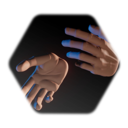 Detailed Hand