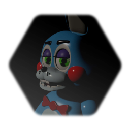 Really Bad Looking Toy Bonnie [Pls don't use]
