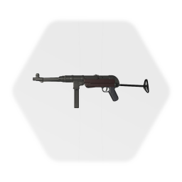German MP40