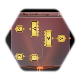 Specific Player Value Passthrough