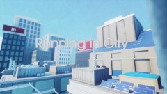 Running In City[parkour]