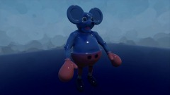 Marty Mouse