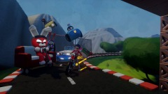 AY | Sonic And All Stars Racing Transformed (Ground)