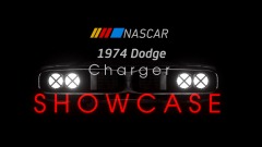1974 Dodge Charger NASCAR Showcase