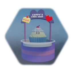Cuppy's Cake Shop