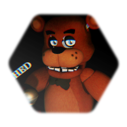 FREDDY FAZBEAR MODEL (Cancelled) v1.9