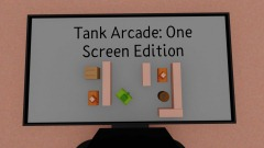 Tank Arcade: One screen tank