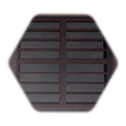 Old Iron Grate 2