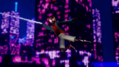 Spider-Man: Into the Spider-Verse ( What's Up Danger )
