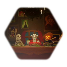 Dinner Party - All Hallows' Dreams