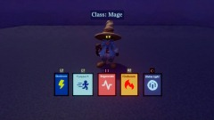 MMORPG: Mage Class