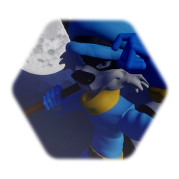 SLY COOPER (Playable test model)