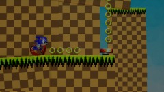 Sonic 2D  :green hill zone update sonic mega drive collection
