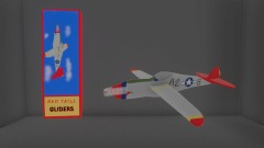 """""""DESIGN A GLIDER"""" RED TAILS EDITION"""