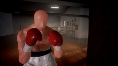 Boxing Game Animation Preview