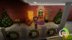 Coraline & The Pink Palace Apartments! -  Part 2! SHOWCASE! (: