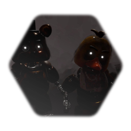 Ignited Animatronics                      (The Joy Of Creation)