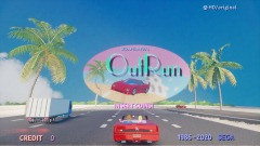 OutRun Remake - Full Arcade Game!