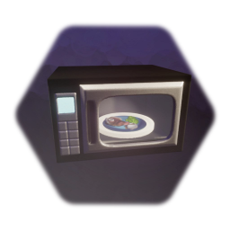 Microwave animated (only 4% graphics)