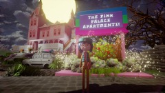 The Pink Palace Apartments! - (Remastered V2) - WIP!