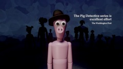 Pig Detective 1 - A Little Trouble in Little Cologne