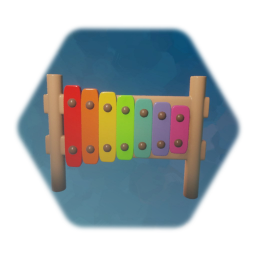 Welcome Garden Music Contraption - Xylophone
