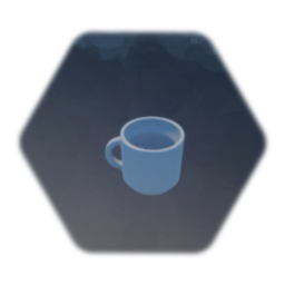 Coffee Cup - Empty