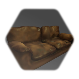 Leather Couch (used)