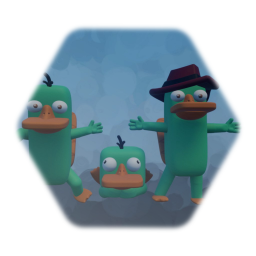 Perry the Platypus (Agent P)