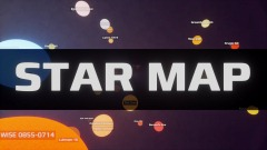 Interactive 3D Local Star Map