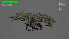 Procedurally Generated Dungeon V2
