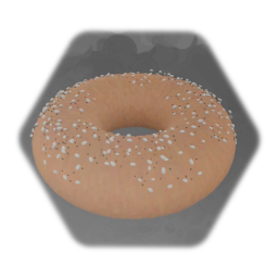 Sesame and Poppy Seed Bagel