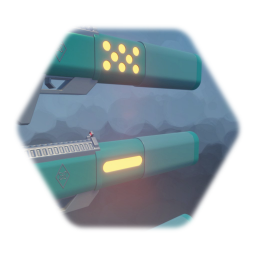 Atompunk Plasma Shotgun - Alternate designs
