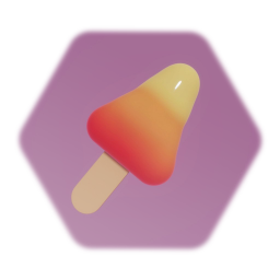 Rocket Icelolly