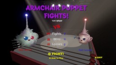 Armchair Puppet Fights!