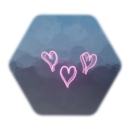 Heart animation (two versions)