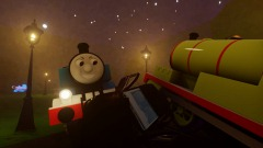 Get hit by Thomas the Tank Engine simulator (ft. Percy)