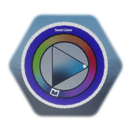 Functional ingame colour wheel (deluxe)